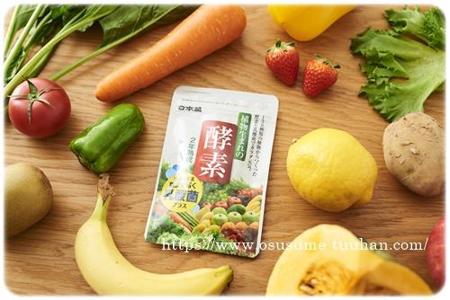 日本盛り 酵素サプリ